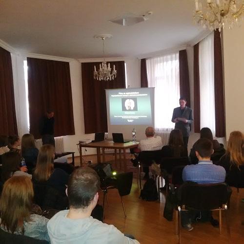 A TéKa Felvidéki Tehetségsegítő Tanács támogatásával megszervezett Természettudományi szemináriumsorozata – Budapest