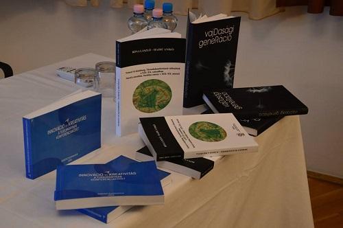 Magyar Doktorandusz Közösség (MDK) tagszervezetének kiadványbemutatója – Budapest
