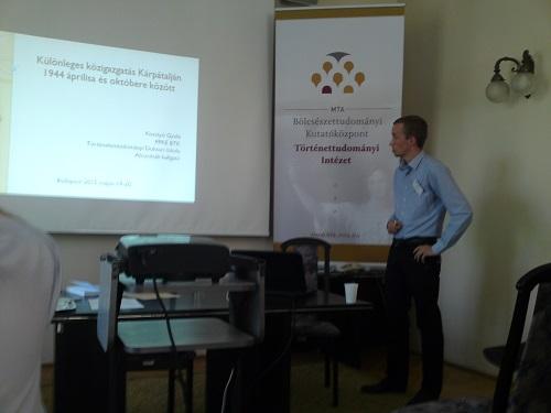 Modernizációs folyamatok a multietnikus nemzetállamokban. Mentalitás-, társadalom- és művelődéstörténeti megközelítések (Budapest, Kassa))