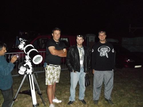 TéKa csillagászati programja – Gömbaszög